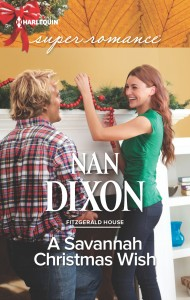 A Savannah Christmas Wish -- Cover